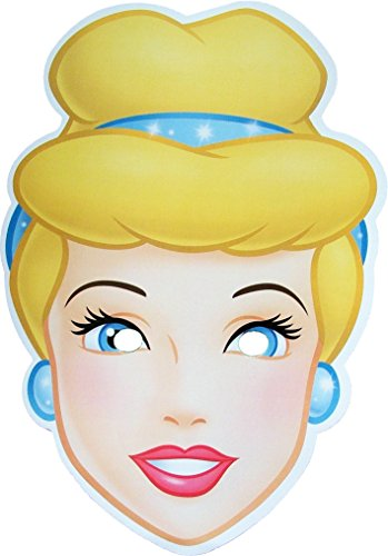 Disney Princess Cinderella - Card Face (Cinderella Face)