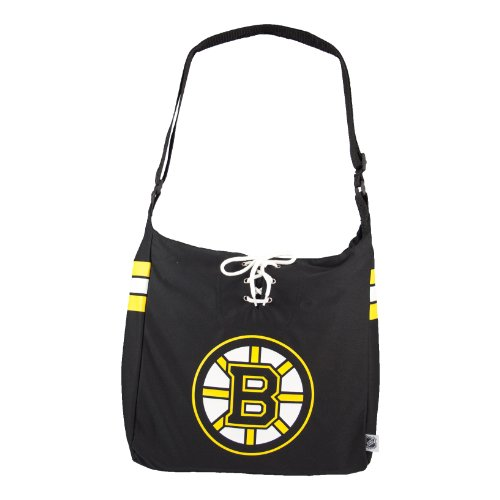 NHL Team Damen Jersey Tote Boston Bruins