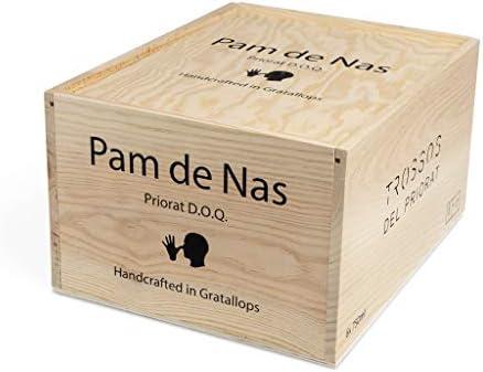 Trossos del Priorat, Pam de Nas (75 cl.): Amazon.es: Alimentación ...