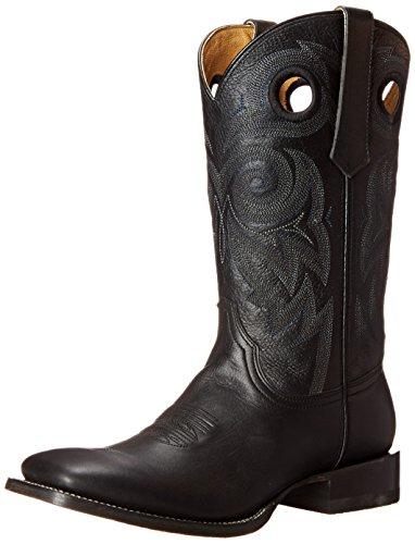 Durango Menns 12 Inch Mens Ole 66 Ride Boot Svart / Kull