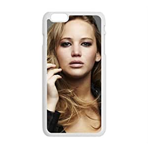 LINGH Jennifer Lawrence Cell Phone Case for iphone 5 5s