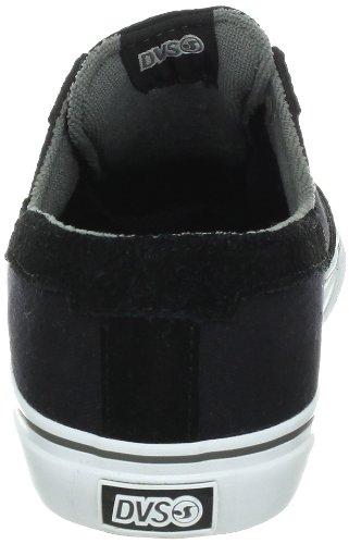 DVS Torey 2 - Zapatillas de cuero hombre negro - Schwarz (BLACK SUEDE)