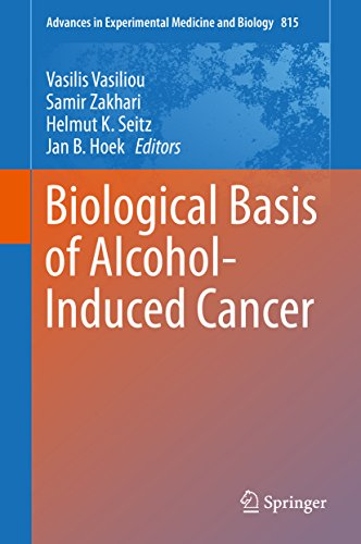 Download Biological Basis of Alcohol-Induced Cancer (Advances in Experimental Medicine and Biology) Pdf
