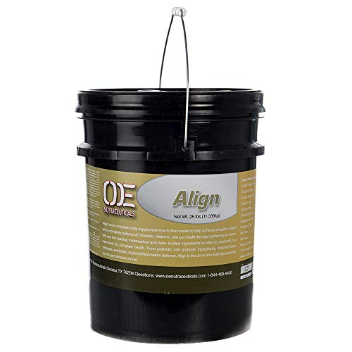 Oe Nutraceuticals Align 25lb