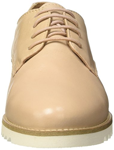 Apple of Eden Holly, Scarpe Stringate Derby Donna Beige (Nude)