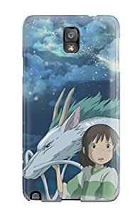 gloria crystal's Shop 8324651K39299619 New Premium Spirited Away Skin Case Cover Excellent Fitted For Galaxy Note 3