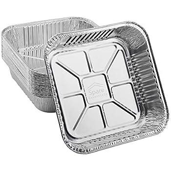 Amazon Com 55 Pack Aluminum Square Pans Roasting Pans