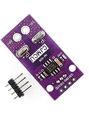 HW-525 ACS758 ACS758LCB-050B-PFF-T Sensor de corriente lineal Salida de señal analógica Módulo de corriente de Hall Módulo de corriente de efecto Hall Alcance 50A
