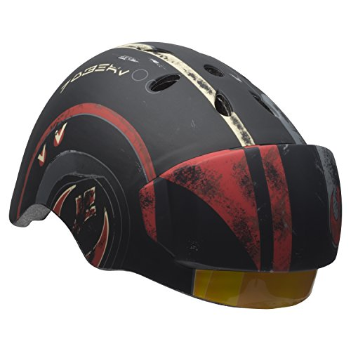 Bell Star Wars Poe Dameron Child Multi-Sport Helmet]()
