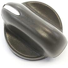Control Knob Heater A/C 1999-2005 Pontiac Grand Am and 1997-2003 Grand Prix Temperature Switch Gray