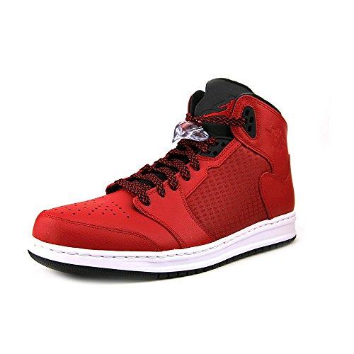Nike Men's Air Jordan Prime 5 Gym Red/Black/White Basketball Shoes