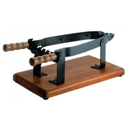 stand iron claw wooden base product image