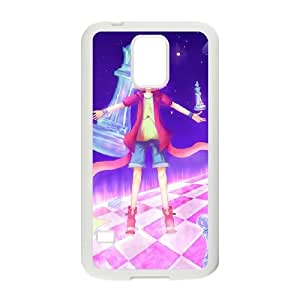 No Game No Life Samsung Galaxy S5 Cell Phone Case White xlb-268538