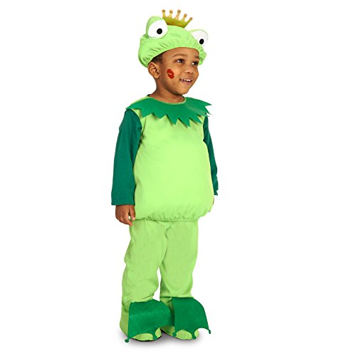 Frog Prince Toddler Costume