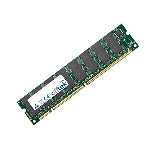 256MB RAM Memory 168 Pin Dimm - SDRAM - 100Mhz 3.3V Unbuffered - ()