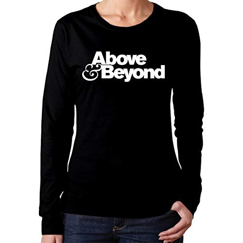PaulineD Women's Above and Beyond Long Sleeve Tees