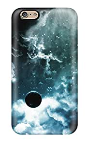 New LobzGCq1101TuYpn Space Tpu Cover Case For Iphone 6