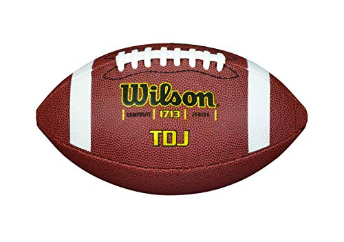 Youth Synthetic Leather Football - 1