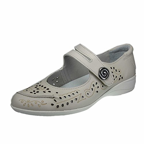 ACO Shoes Berta 06 Hellgrau
