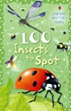 img - for Insect Sticker Book (Usborne Spotter's Guide) book / textbook / text book