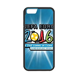 Durable Material Phone Case WithEuropean Cup logo Image On The Back For iPhone 6,6S Plus