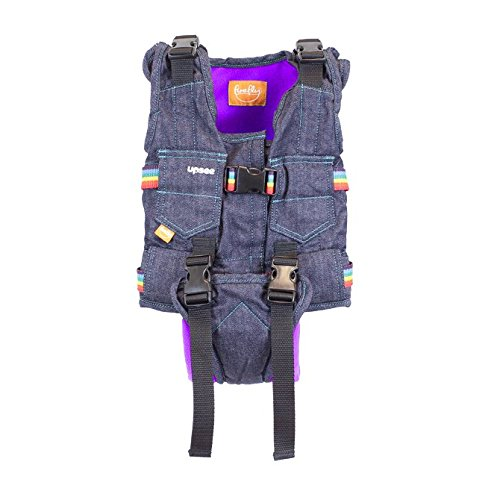 Firefly by Leckey Upsee Mobility Device – Mobility Harness for Children with Motor Impairments - Purple, Extra Small from FIREFLY