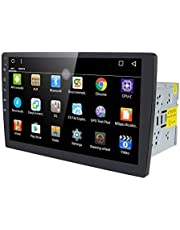 """10.1"""" Android 10 Octa Core 2GB 32GB Double Din Car Stereo Radio with Bluetooth, GPS Navigation - Support Fastboot, WiFi, USB, MirrorLink, Backup Camera, AUX, Subwoofer, OBD2, Dash Cam"""