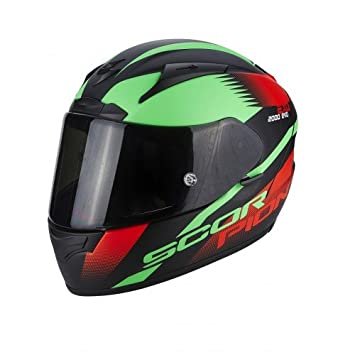 Amazon.es: Scorpion Casco Moto exo-2000 Evo Air Volcano, multicolor, talla S