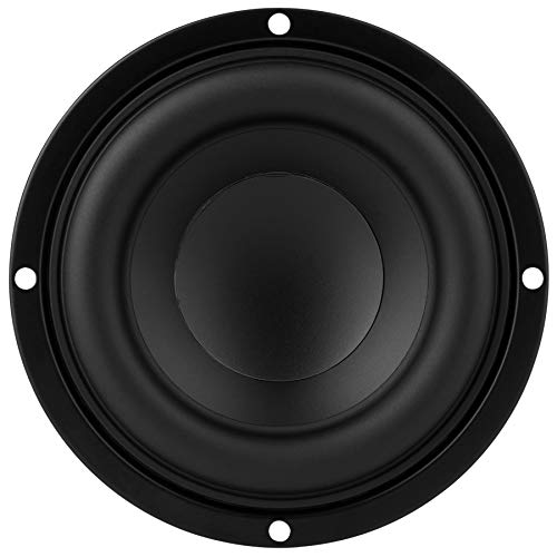 """Dayton Audio TCP115-8 4"""" Treated Paper Cone Midbass Woofer 8 Ohm"""