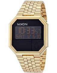 NIXON (Nixon) RE-RUN reruns ALL GOLD NA158502-00 Mens