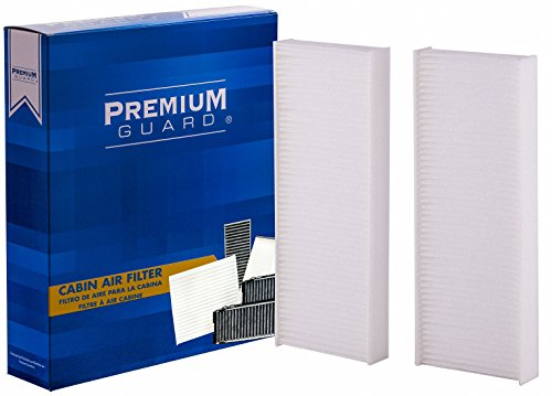 Premium Guard Cabin Air Filter PC5764 | Fits 2005-2018 Nissan Frontier, 2005-2015 Nissan Xterra, 2012-2018 Nissan NV1500/2500/3500, 2005-2012 Nissan Pathfinder ()