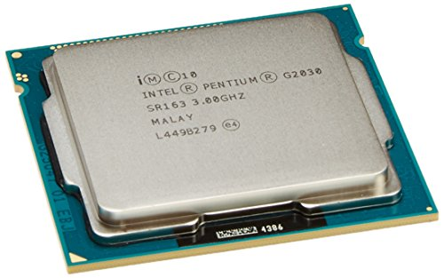 Intel Pentium Dual Core G2030 LGA 1155 Processor BX80637G2030
