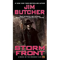 Deals on Storm Front The Dresden Files Book 1 Kindle Edition