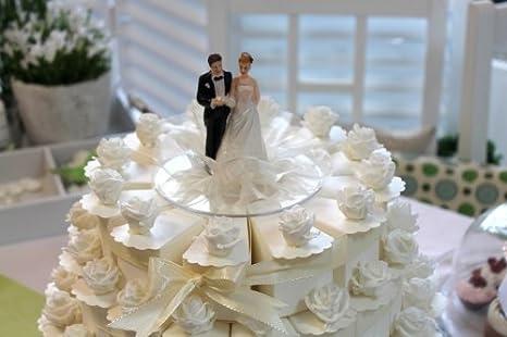 100 Regalos de botellas de crema diseño de boda Novios decorativo almendras: Amazon.es: Juguetes y juegos