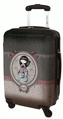 Sany Bags S.L. Anekke Trolley Faith Bag Bolso de Viaje, 55 cm, Beige