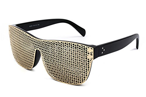 Personality Hollow Net Cover Removable Grid - Online Sunglasses Smith