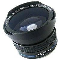 Fisheye Lens for JVC GZ-HM400US, JVC GZ-MG555, JVC GZ-MG555E MG555U MG555US MG555EK