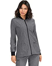 KOI Basics Modern & Comfortable Andrea Scrub Jacket for Women