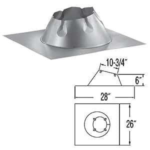 Duravent 6dp F6dsa 6 Quot Adjustable Dead Soft Aluminum
