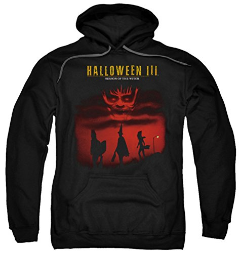 Trevco Hoodie Halloween III Season Of The Witch Pullover Hoodie Size XL
