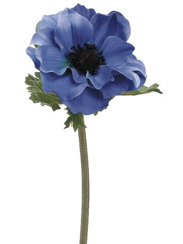 15-Silk-Anemone-Flower-Spray-Blue-pack-of-12