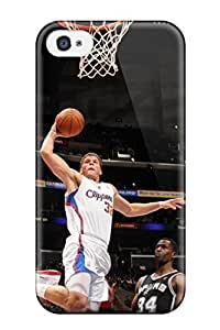 GmFwPIs3380fOpuq RobertWRay Blake Griffin Durable Iphone 4/4s Tpu Flexible Soft Case