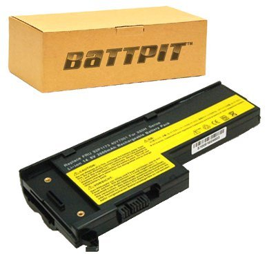 Battpit™ Laptop/Notebook Battery Replacement for IBM ThinkPad X61 7675 (2200 mAh) by battpit™