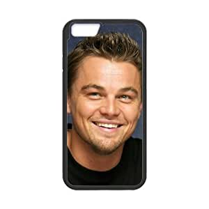 iPhone 6 4.7 Inch Cell Phone Case Black Leonardo Dicaprio 002 Basic Cell Phone Carrying Cases LV_6046398