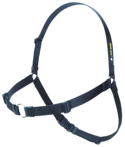 SENSE-ation No-Pull Dog Harness (Black, Extra Large), My Pet Supplies