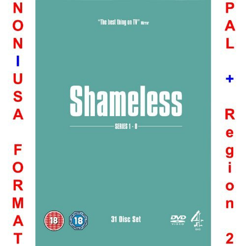 shameless us season 1 - 5