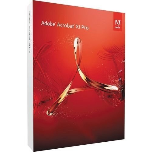 Genuine Adobe Acrobat XI Pro Retail 1 User/s) Full Version for Windows Ship from MN 2-5 Days Delivery!