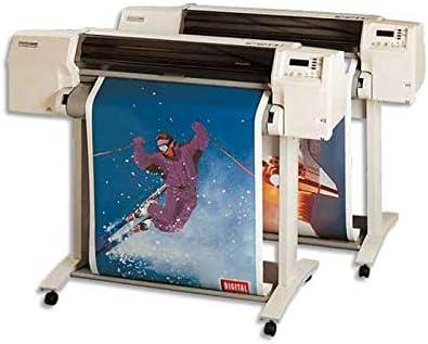 Lot de 6 Rouleaux papier pour traceur 80g non couché 0,61x50m impression jet dencre: Amazon.es: Oficina y papelería