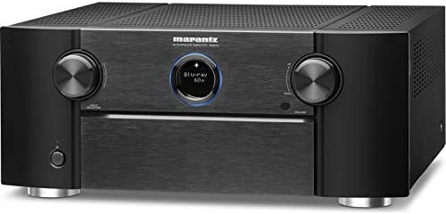 Marantz SR8012 AV Receiver – High Performance 11.2 Channel Auro 3D, IMAX Enhanced, Dolby Surround 205W, 3 Zone Discontinued by Manufacturer