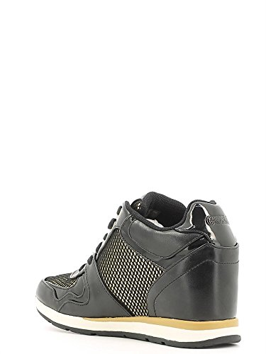 Guess Fllc23 Trainers Black Women's Ele12 xWf0q5wT0